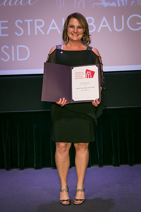 DI Alumna Michelle Strausbaugh also takes home 4 awards