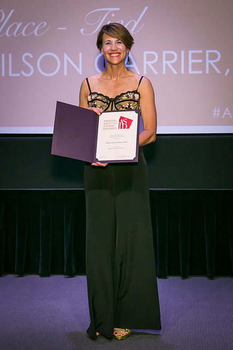 DI Alumna and board member Robin Wilson takes home a total of 4 awards this evening
