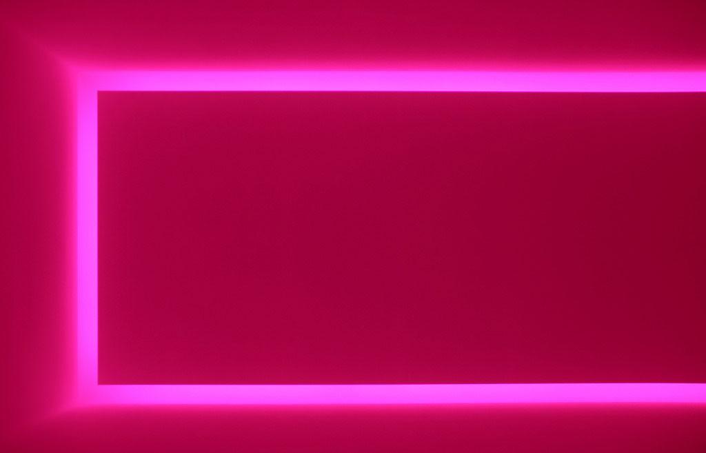 Raemar Pink White, 1969, LACMA, Los Angeles, California, USA
