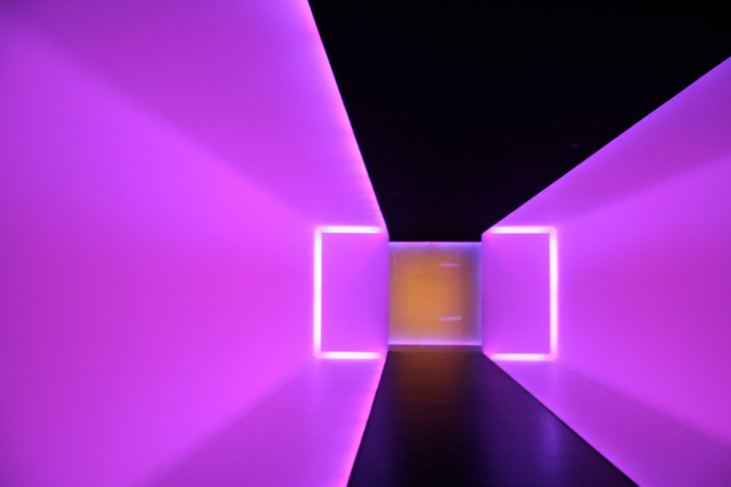 James Turrell - The Light Inside, 1999