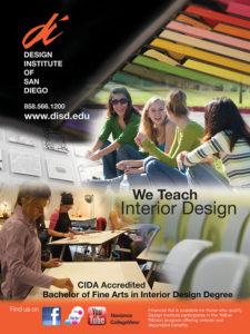 DI Interior Design Program Flyer