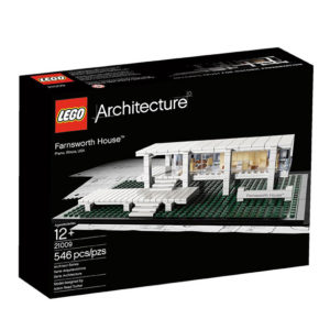 Top Holiday Gifts for Interior Designers - Lego Architecture