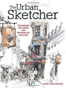 The Urban Sketcher book