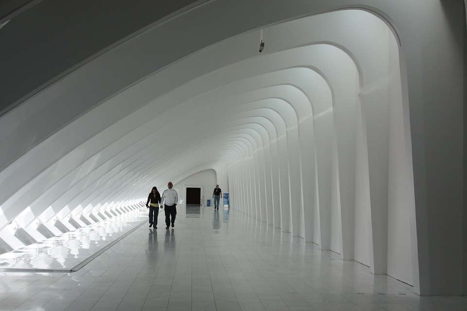 Milwaukee Art Museum, Milwaukee, WI, designed by Santiago Calatrava