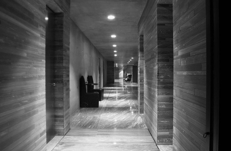 Therme Vals Interior Design by Zumthor