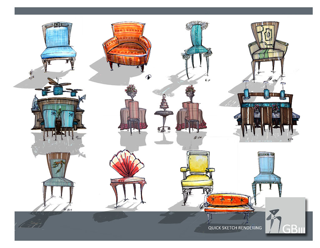 Killer Interior Design Portfolios 7