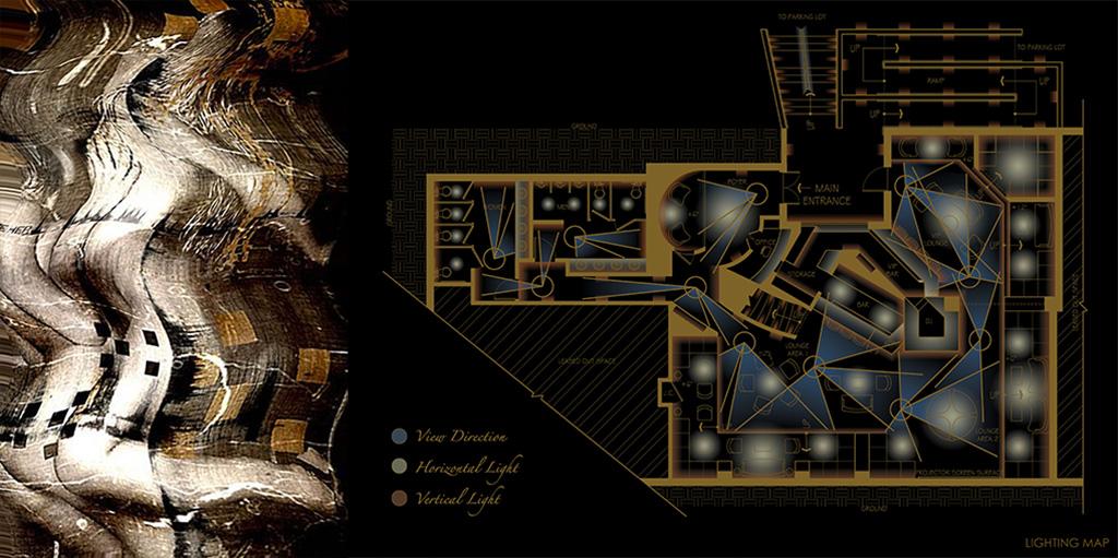Killer Interior Design Portfolio By Isaac Espejel (Design Institute of San Diego Graduate)