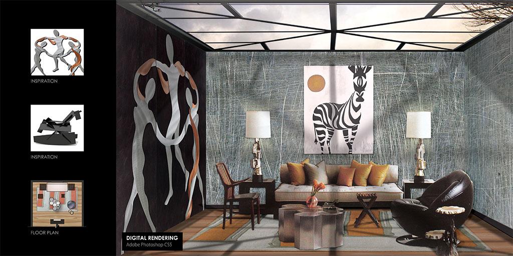 Killer Interior Design Portfolios 6