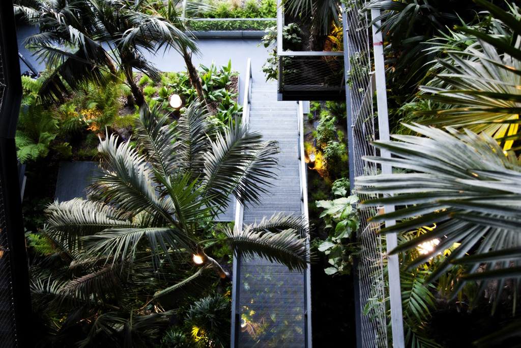 Interior Landscape Design - Renaissance Barcelona Fira Hotel