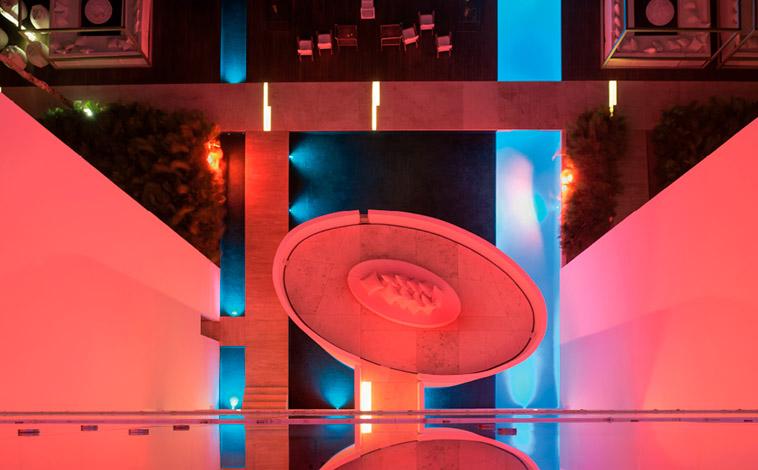 Hotel Encanto Interior Design - Miguel Angel Argones