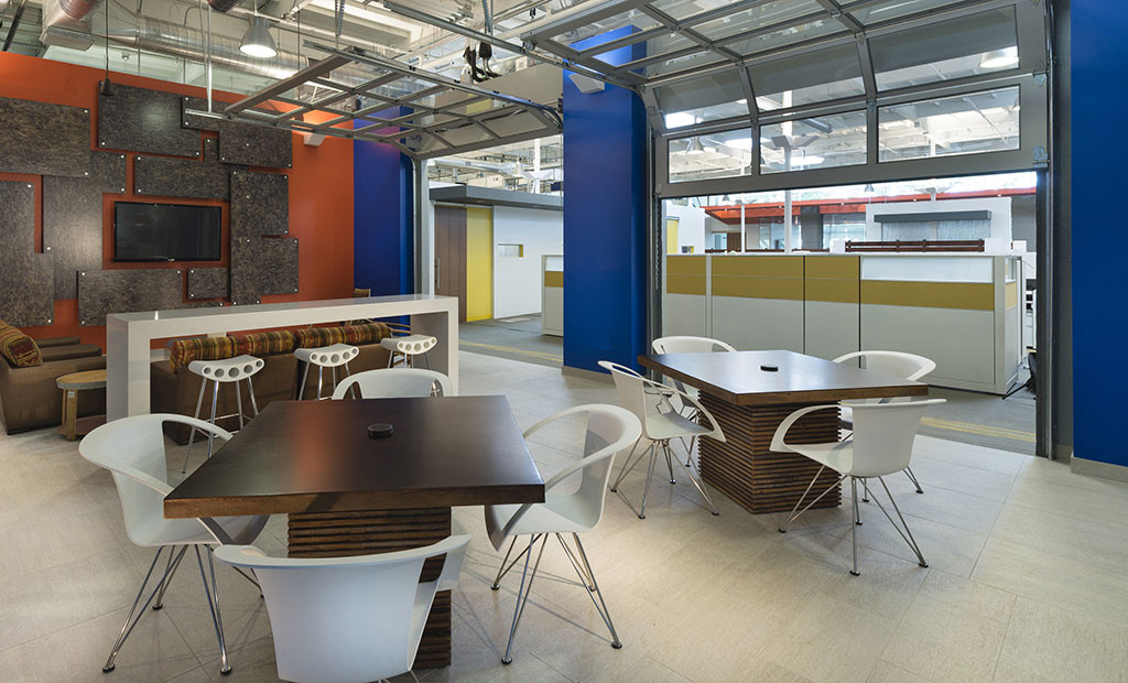 Interior Design Trends 2015 - Swinerton Builders, San Diego, CA