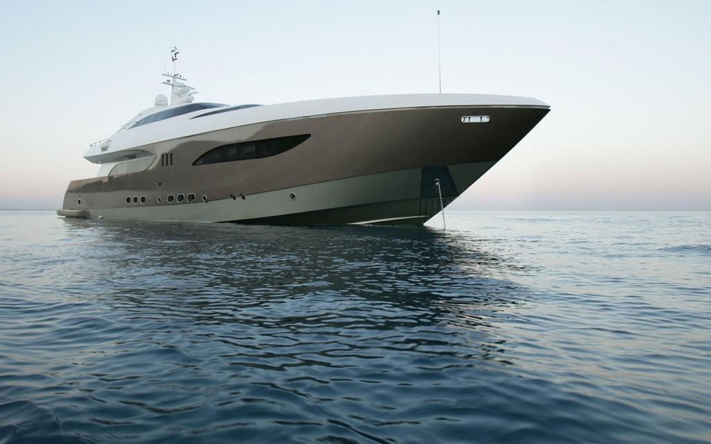 taTii, Year Completed: 2009, Interior Designer: Tamsen Yachts and Ivan Erdevicki | Yacht Interior Design | DI Interior Design Blog | Design Institute of San Diego