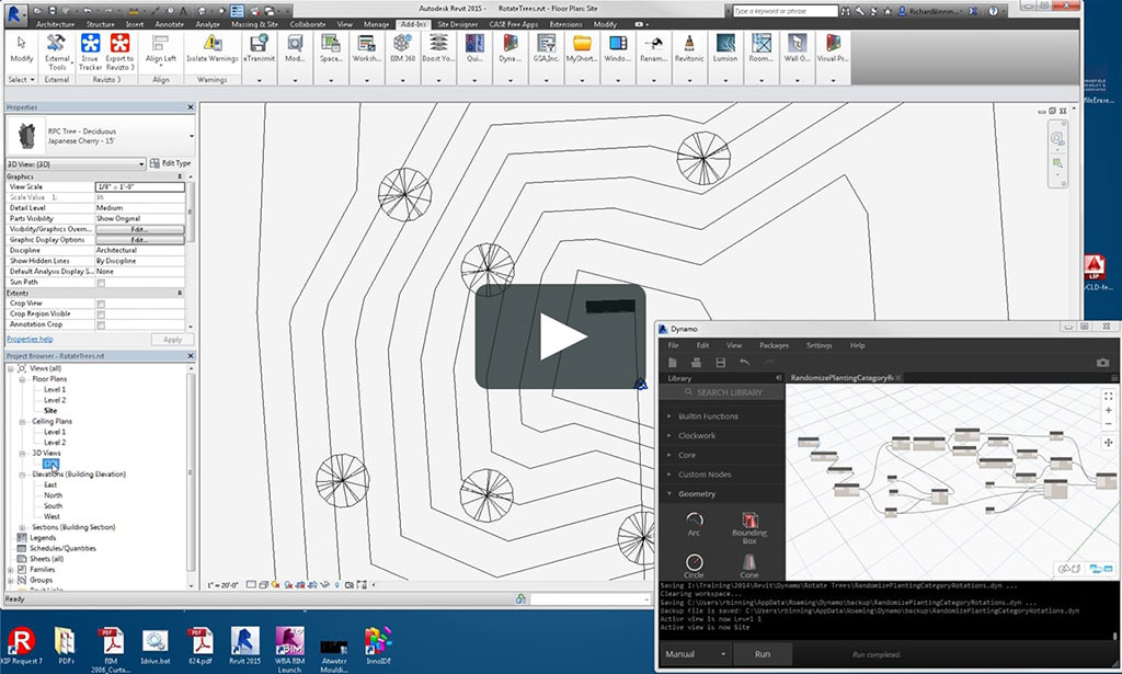 New Duplicate 3D View Feature in Revit