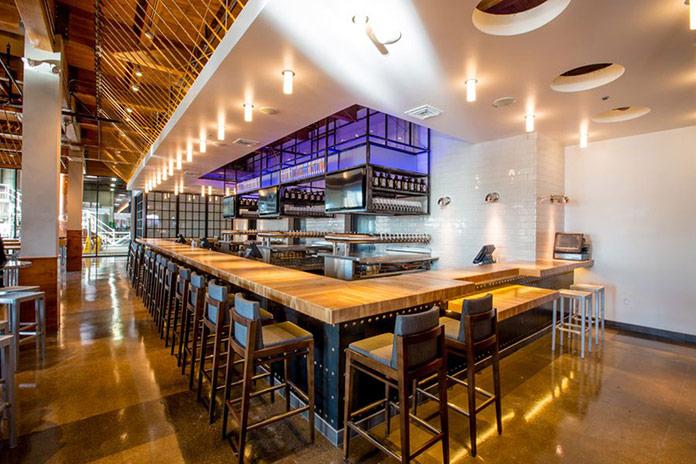 Ballast Point Brewery Restaurant Design by Robinson Brown