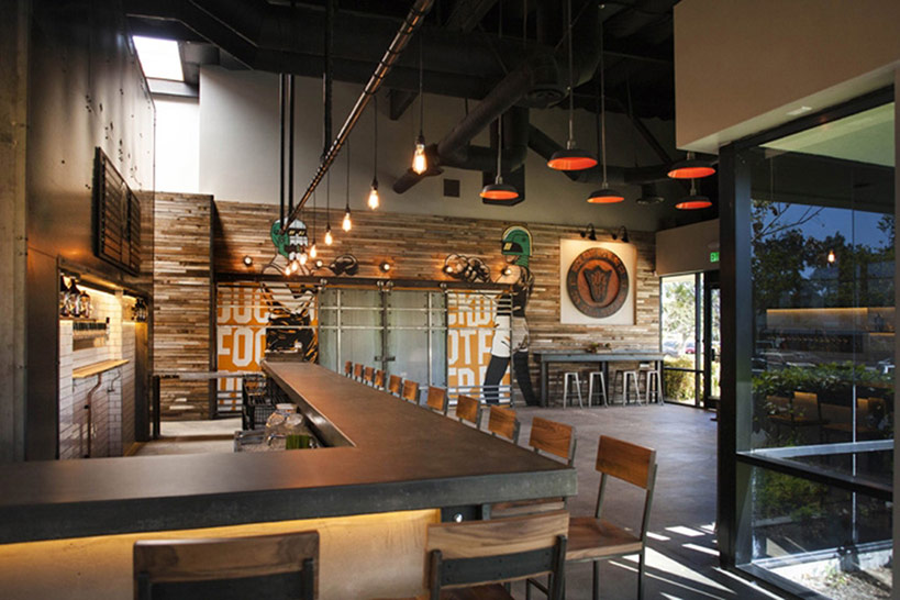 Duck Foot Brewing Company, Designed by Studio Aya / Hauck Architecture
