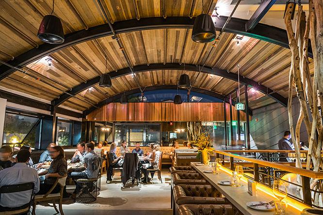 Restaurant Design Ideas  Kettner Exchange, Designed by PGAL