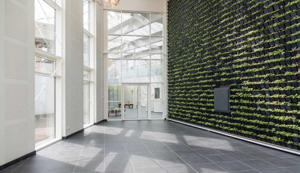 Green Solution House designed by GXN