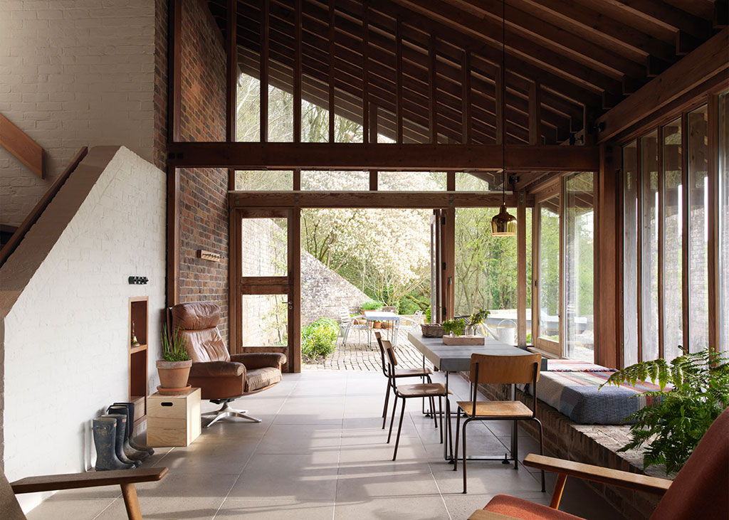 Antsy Plum house designed by Coppin Dockray Architecture and Design