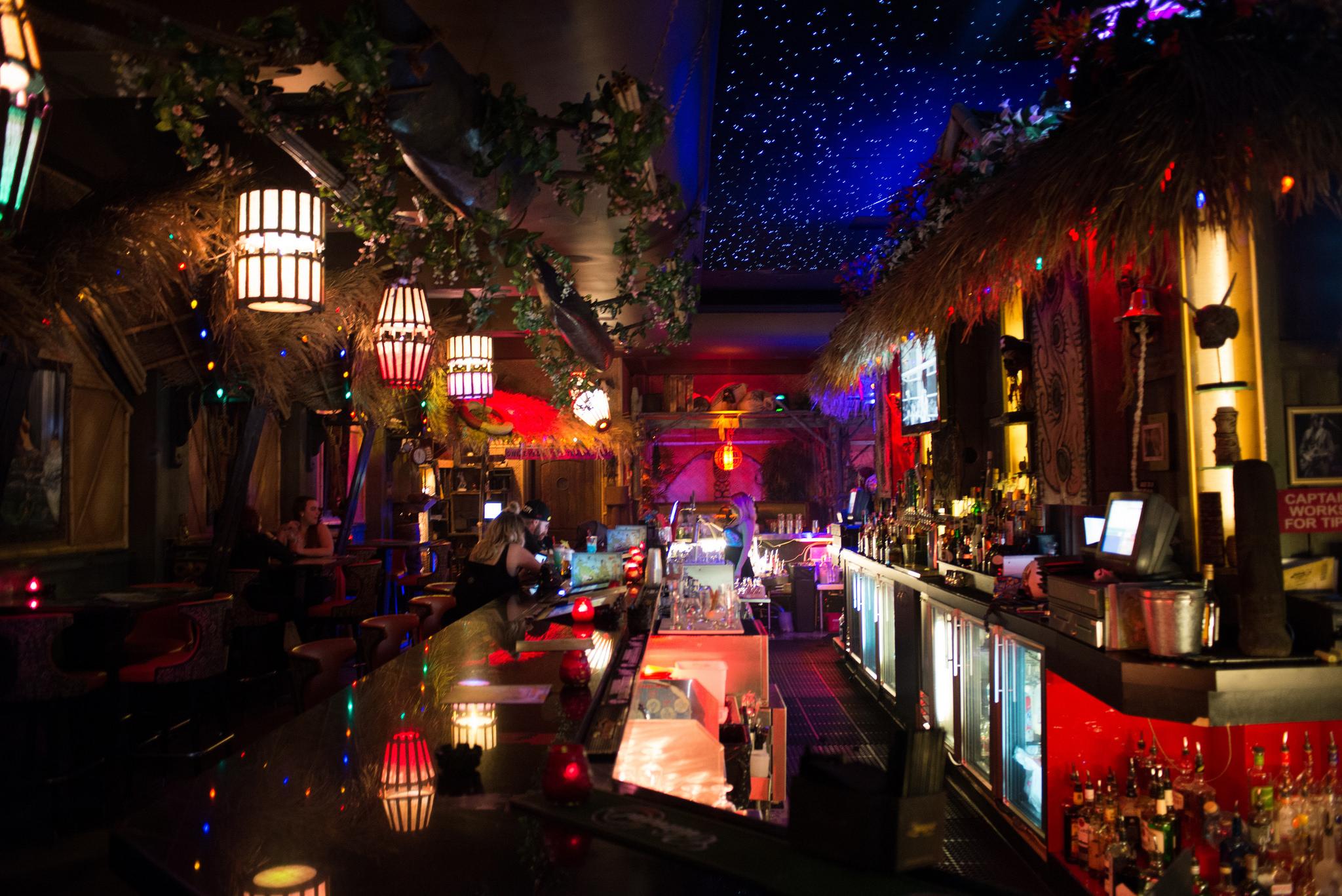 Tiki Takeover - Frankie's Tiki Room, Las Vegas