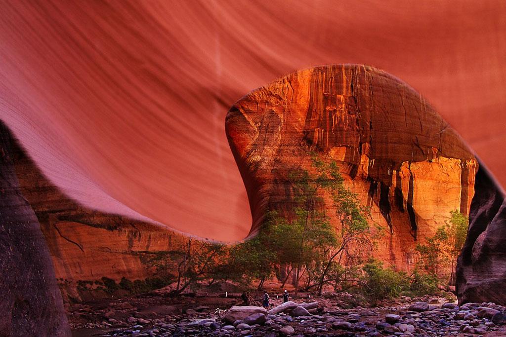 Top National Park Destinations - Zion National Park, Utah