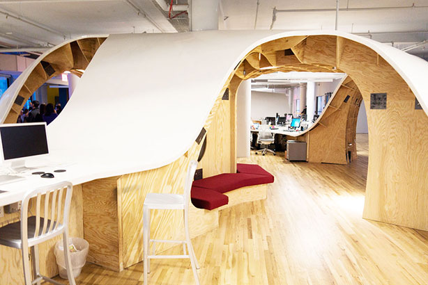 barbarian office interior design
