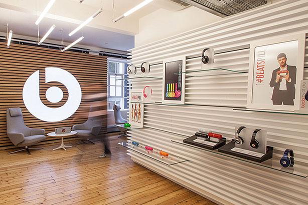 beats office interior design