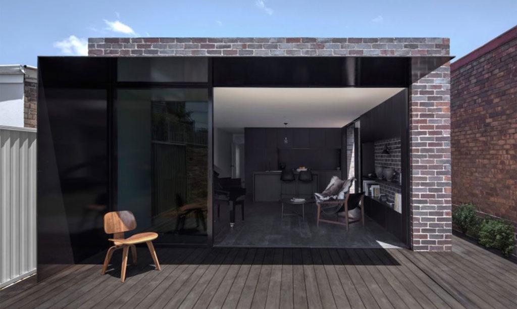 Llewellyn House by studioplusthree