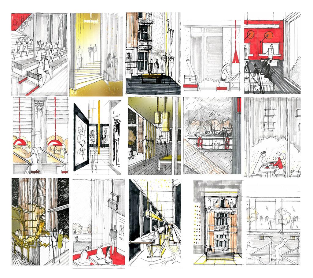 Building Your Interior Design Portfolio - Show off portfolio