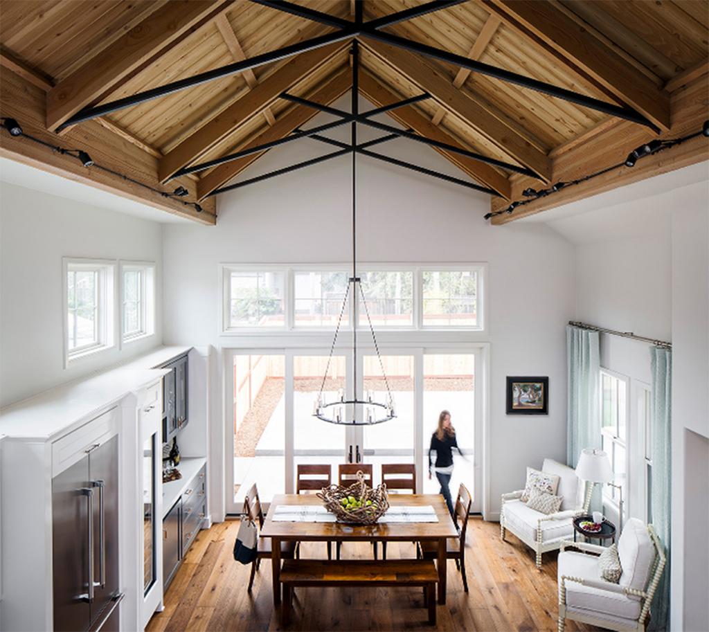 Top 2019 Interior Design Trends - Living room designed by CM Natural Designs