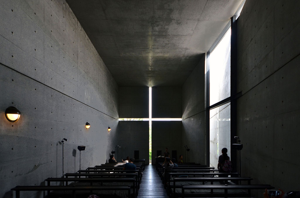 Church of the Light, Designed by Tadao Ando