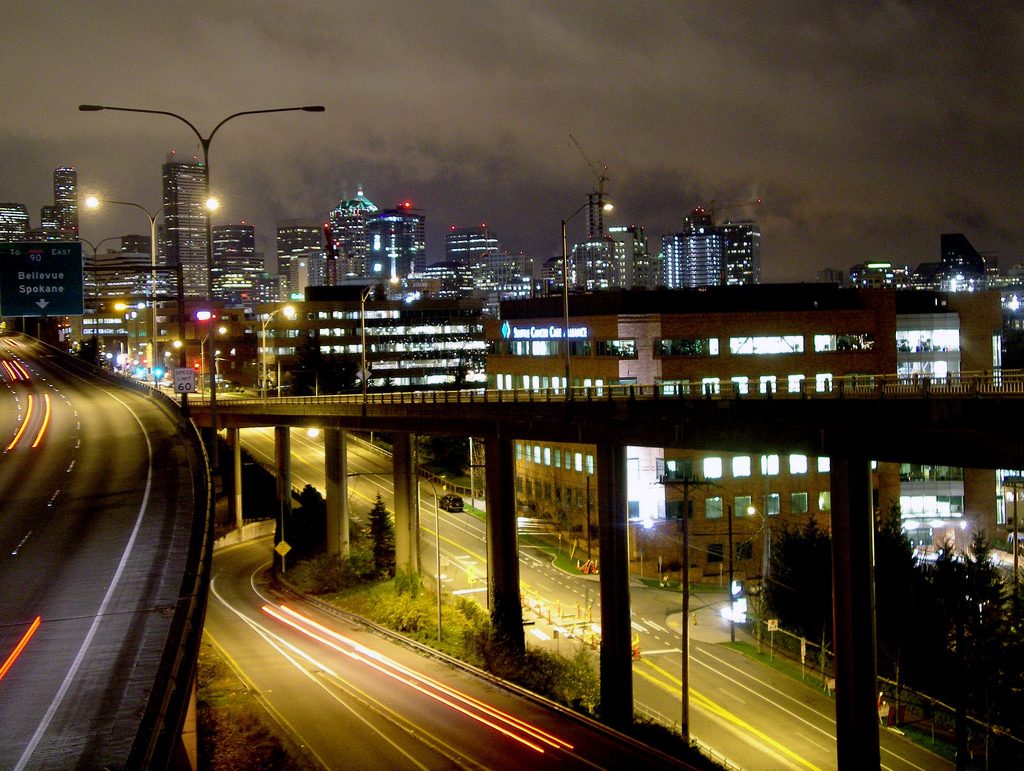 Downtown Seattle - Innovative Cities