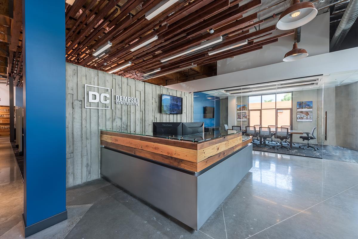 Top 2019 Interior Design Trends - Office designed by ID Studios