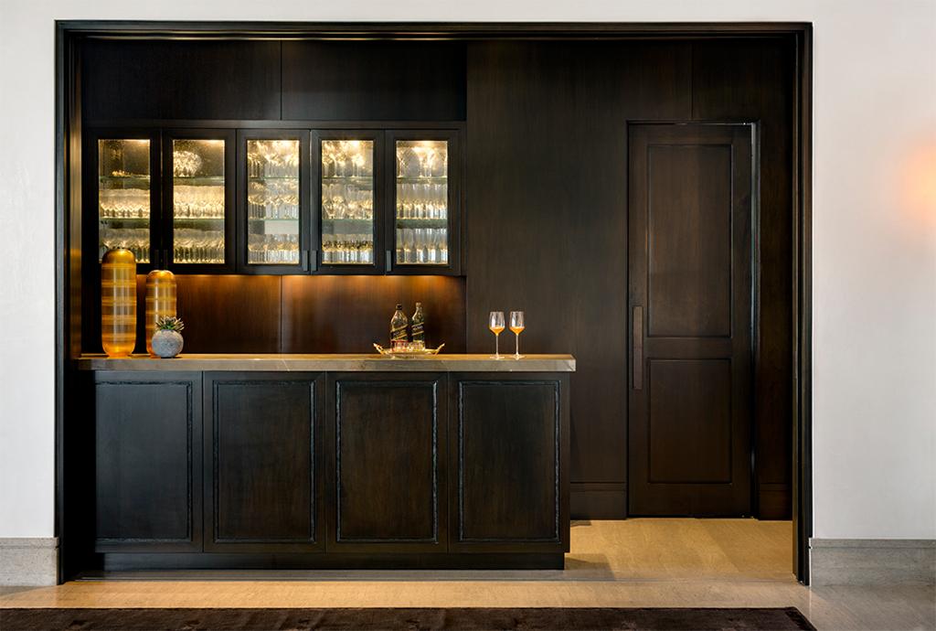 Bar designed by Studio Jackson