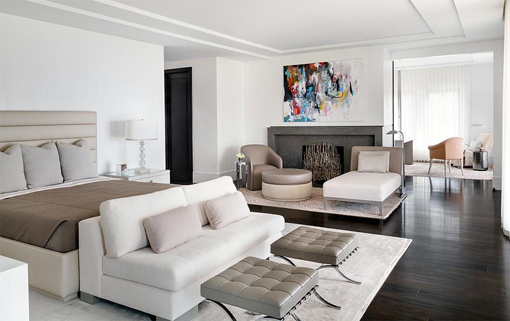 Master Bedroom designed by Studio Jackson