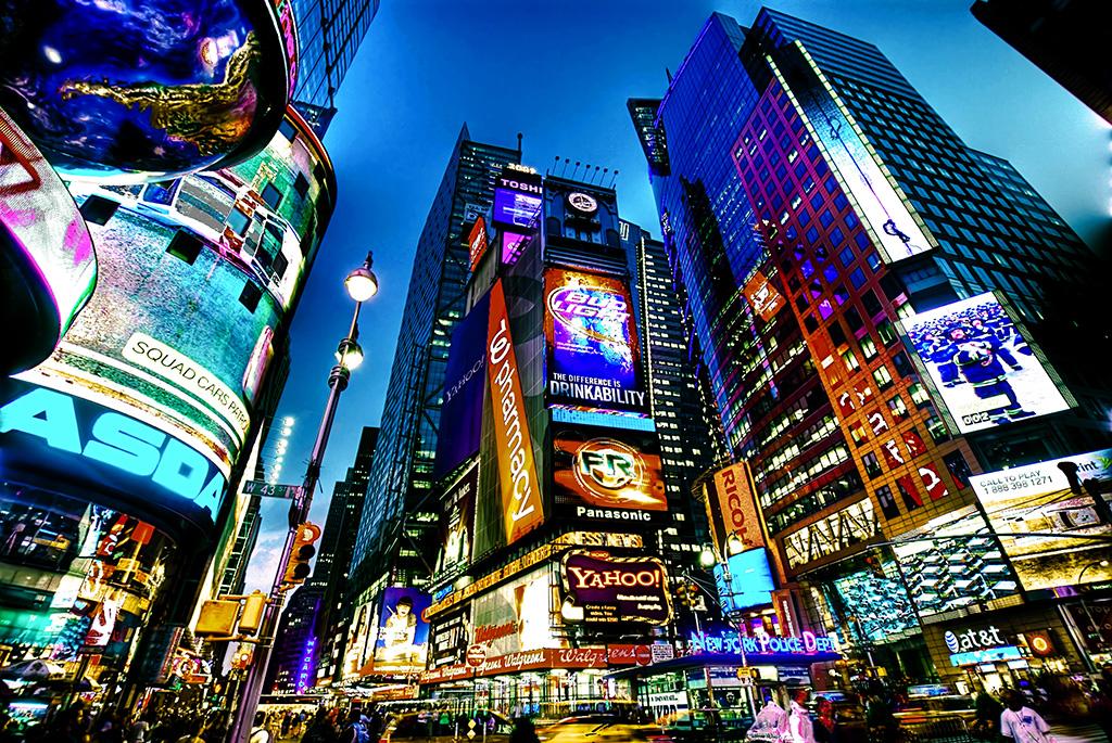 Innovative Cities - Times Square, New York, NY