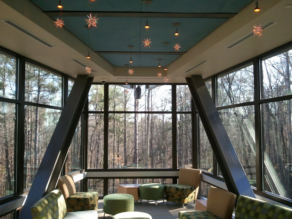Vestavia Hills Library in the Forest