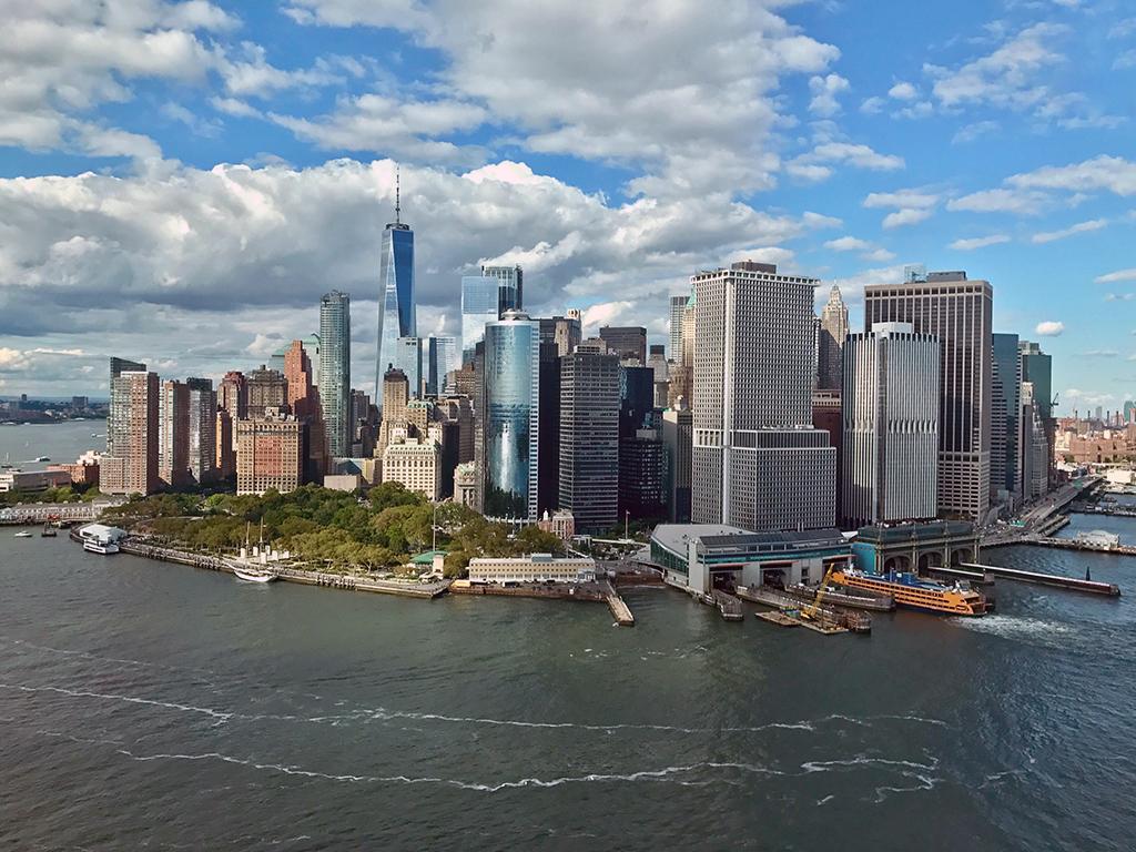 Innovative Cities - Downtown Lower Manhattan