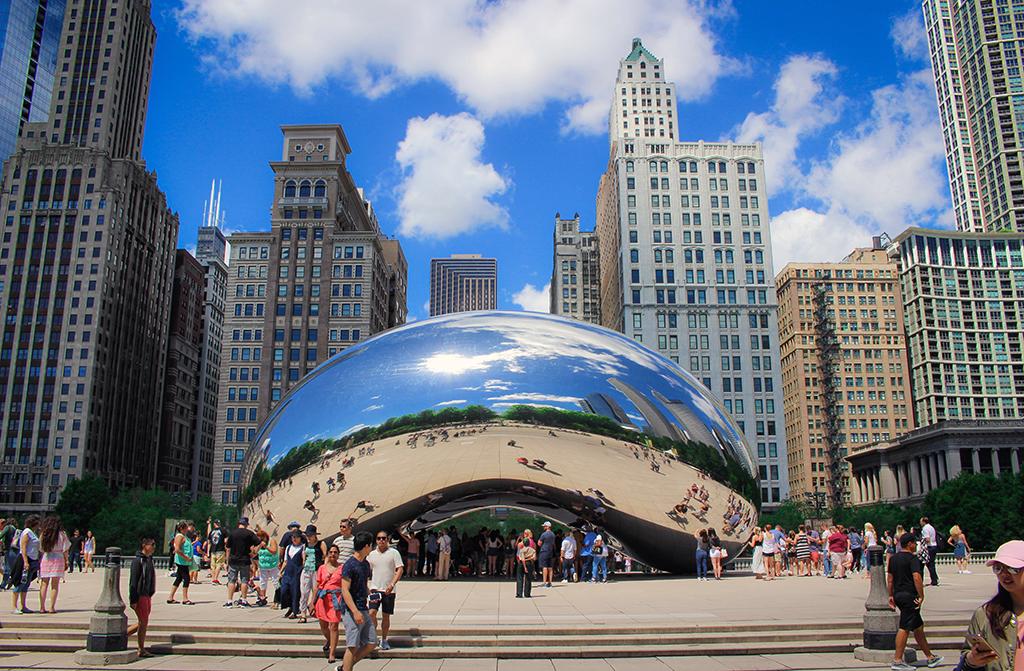 Millenium Park Chicago - Innovative Cities