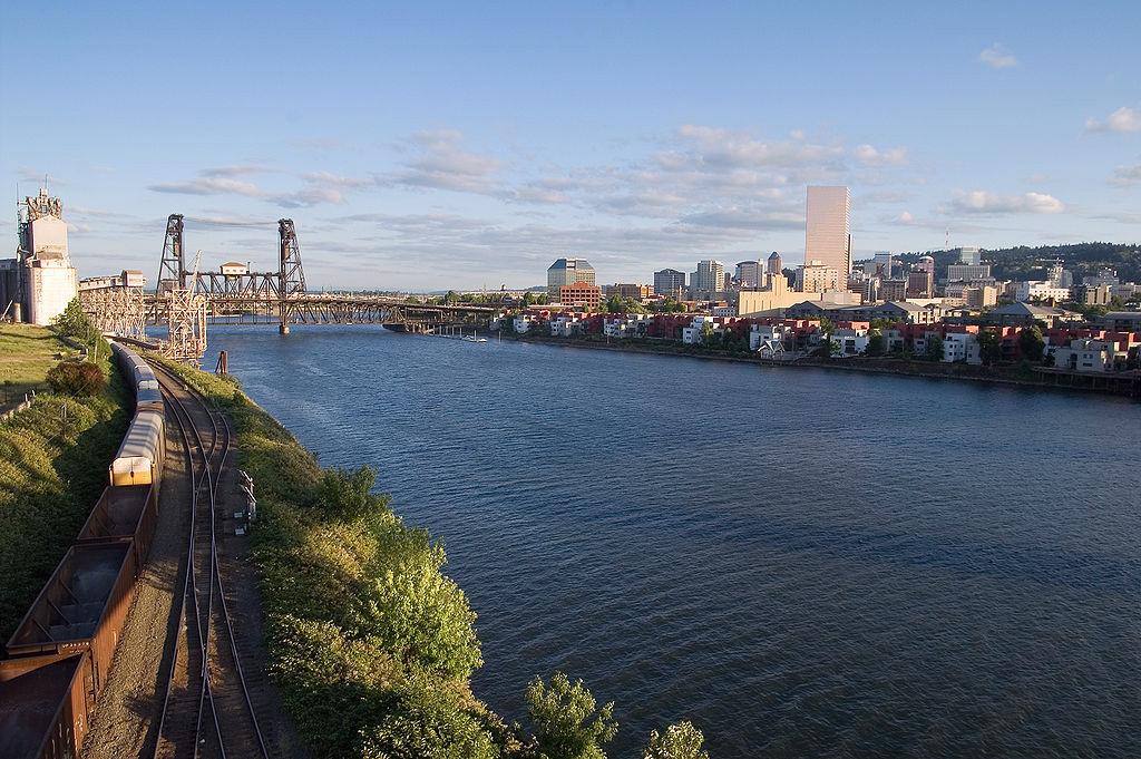 Williamette River, Portland, OR
