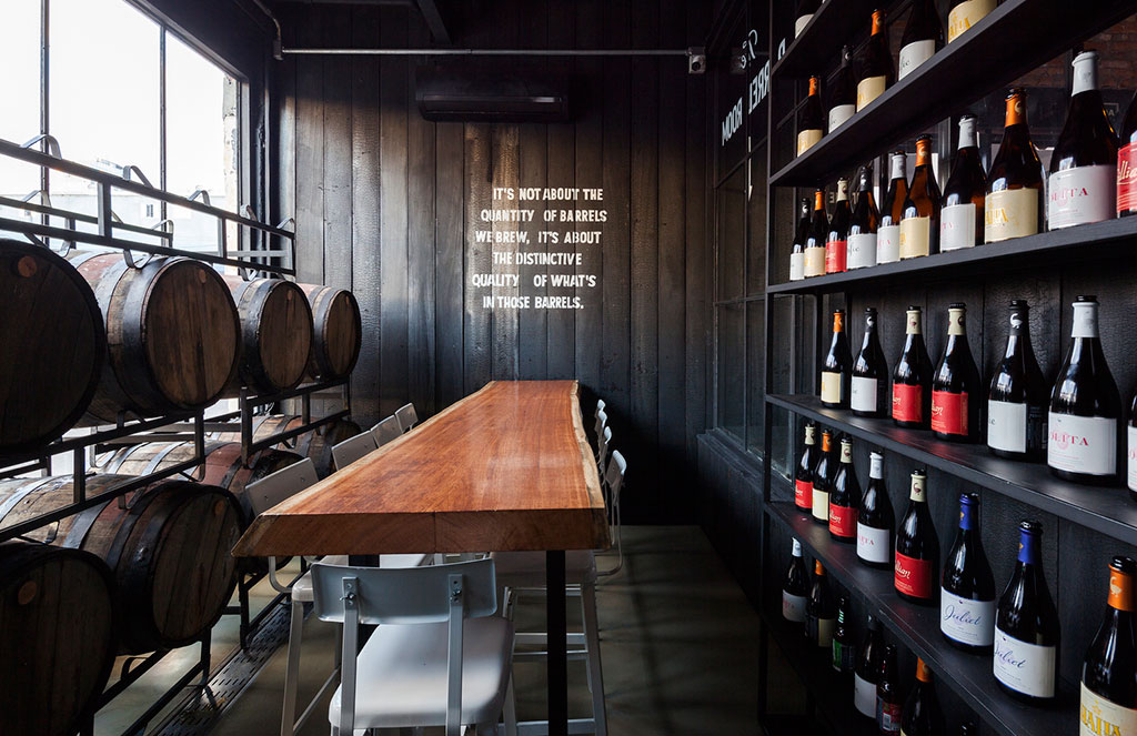 Brewery Design Ideas- Goose Island Brewhouse designed by SuperLimão Studio and McKinley Burkart Architects, photography by Maira Acayaba