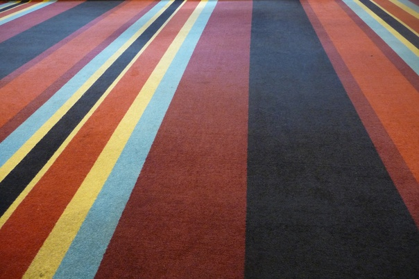 Carpet At East Village Theater