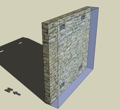 """""""Trombe Wall,"""" by EcoGeekDan,"""