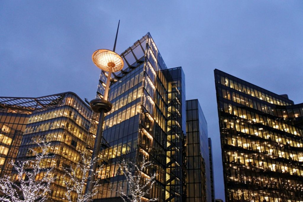 """Minimize Light Pollution - """"More London Light Pollution"""" by It's No Game"""