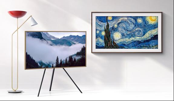 Samsung's Class The Frame TV